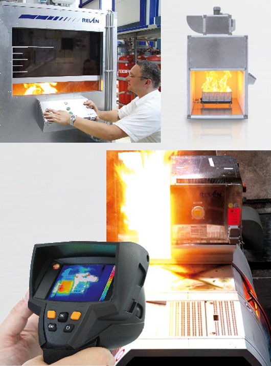 Sisteme filtrare aer rezistente la foc