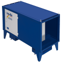 Centrala filtrare aer vapori ulei si emulsii RKM