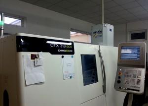 Echipament filtrare vapori ulei strung cnc ctx 310 ecoline