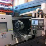 Filtrare vapori ulei CNC Okuma