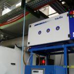 Filtrare vapori ulei electrostatic