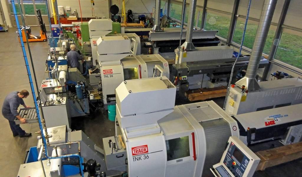 Sisteme filtrarea aerului din strunguri CNC