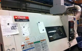 Filtrare aer masini unelte CNC Mazak