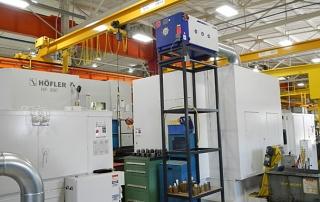 Filtre electrostatice industrie emulsie ulei