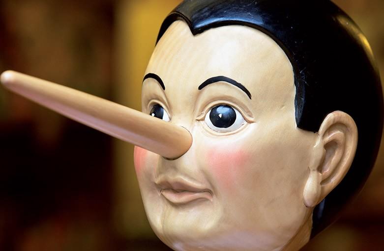 Cum ascunde Pinocchio costurile suplimentare de energie