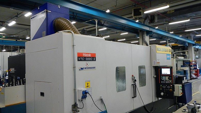 Filtrare vapori ulei Mazak masini unelte CNC
