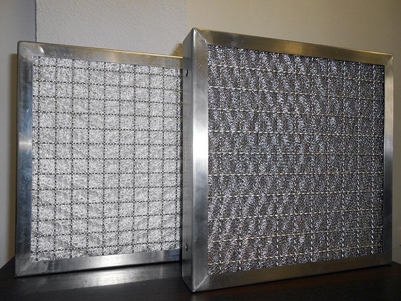 Aglomerator particule ulei si emulsie
