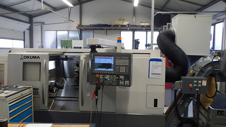 Filtrare vapori ulei masini unelte CNC Okuma
