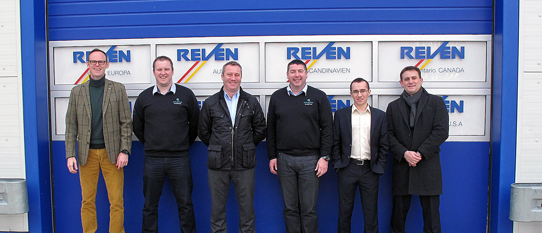 REVEN Solutions - filtrarea aerului industrial