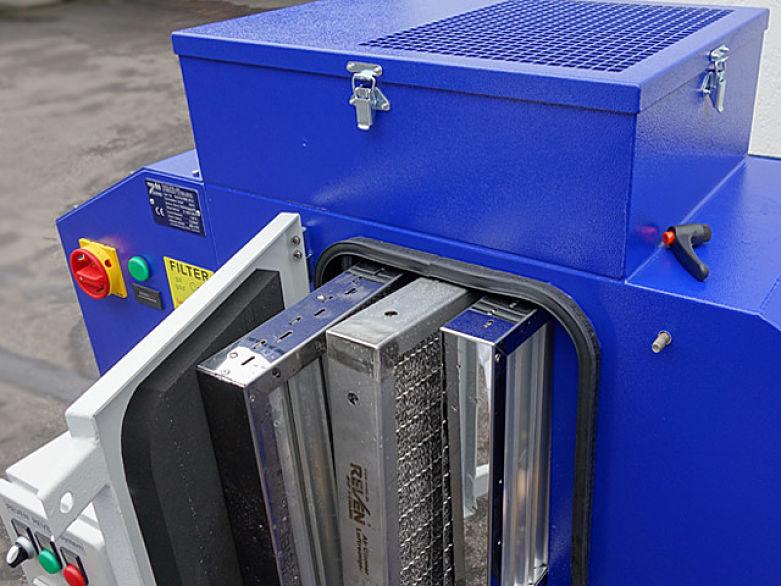 Tehnologia de pulverizare automata REVEX