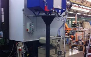 Filtrare vapori ulei masini CNC