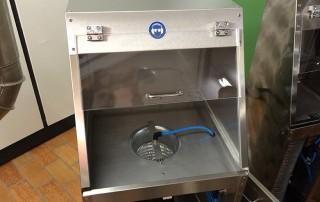 Filtrare vapori ulei din masini CNC