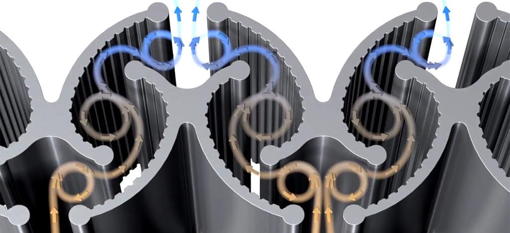 Filtru X-CYCLONE vapori ulei
