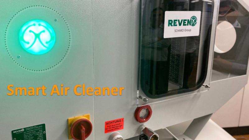 Filtrare aer industrial REVEN